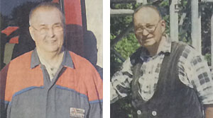 Die dritte Generation: Heinz-Jürgen und Joachim Voss