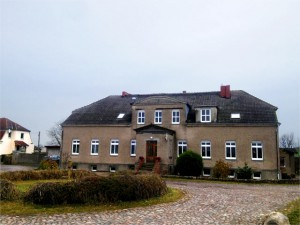 Sanierung Gutshaus bei Prenzlau (vorher)