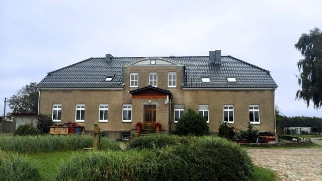 Sanierung Gutshaus bei Prenzlau