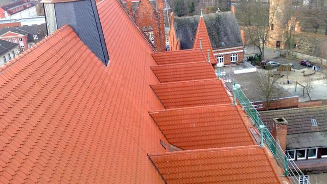 Sanierung Johanniskirche in Neubrandenburg